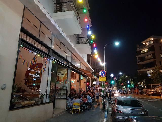 Tel Aviv Nachtleben