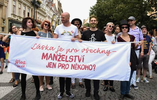 Prag Pride Jsme fer