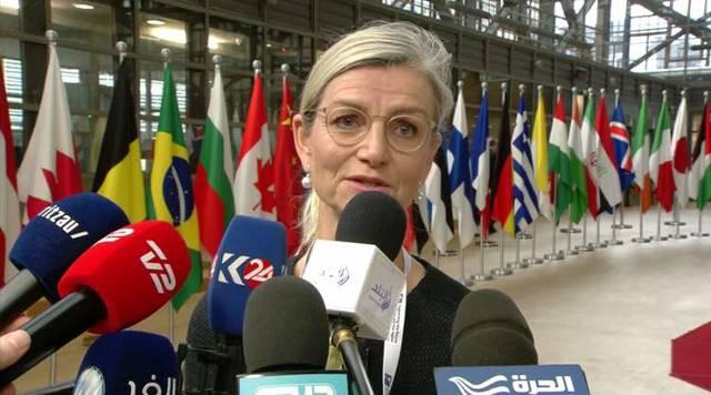 Ulla Tørnæs  Dänemark