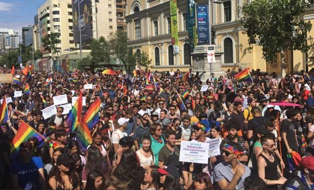 Santiago de Chile Pride 2018