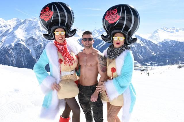 Gay Snowhappening