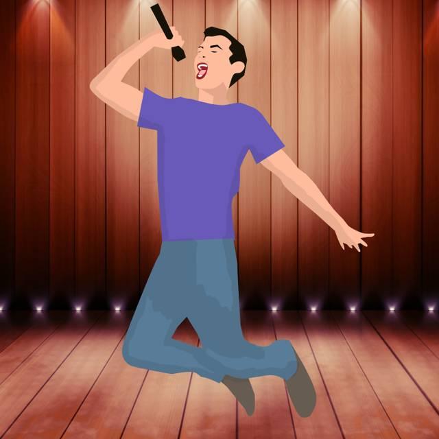 Silvester-Karaoke