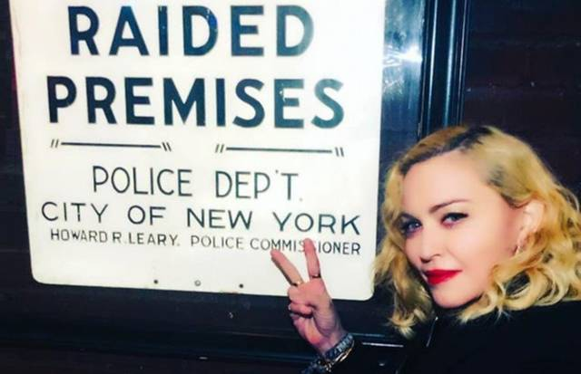 Madonna Stonewall