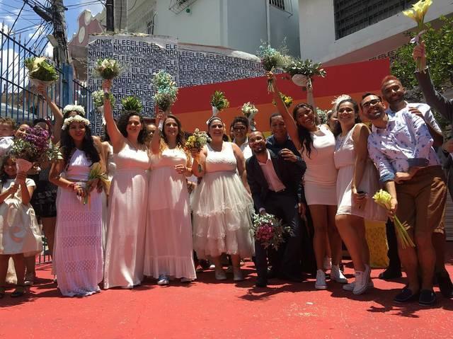 Hochzeit Sao Paulo