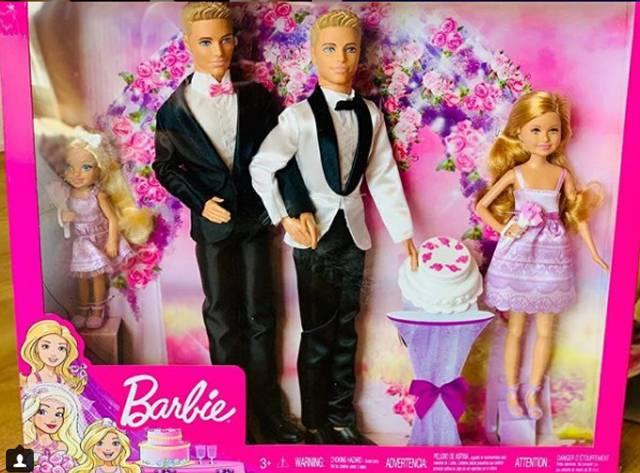 Mattel Ken Wedding