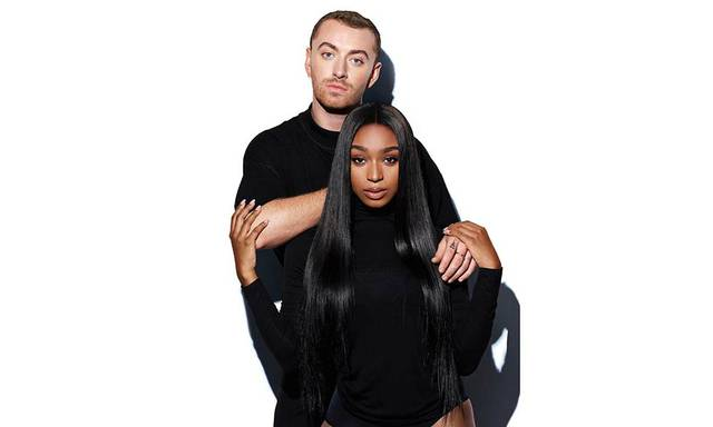 Sam Smith Normani