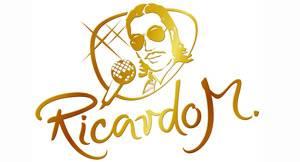 Ricardo M Logo