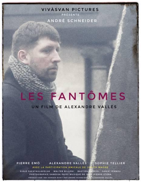 Les Fantômes – The Ghosts André Schneider