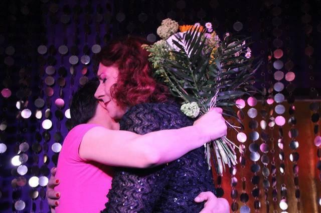 Miss Ginger und Erna P.