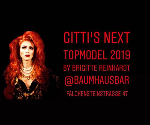 Gitti's Next Topmodel 2019 by Brigitte Reinhardt