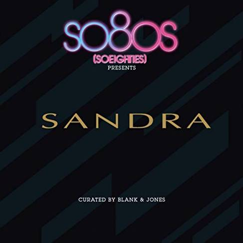 SO80S PRESENTS SANDRA