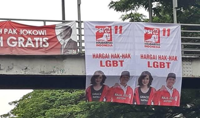 Jakarta LGBT Fake