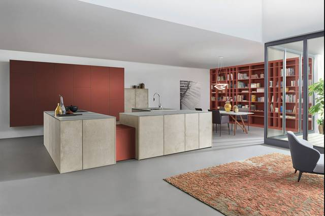 Küche und Kunst