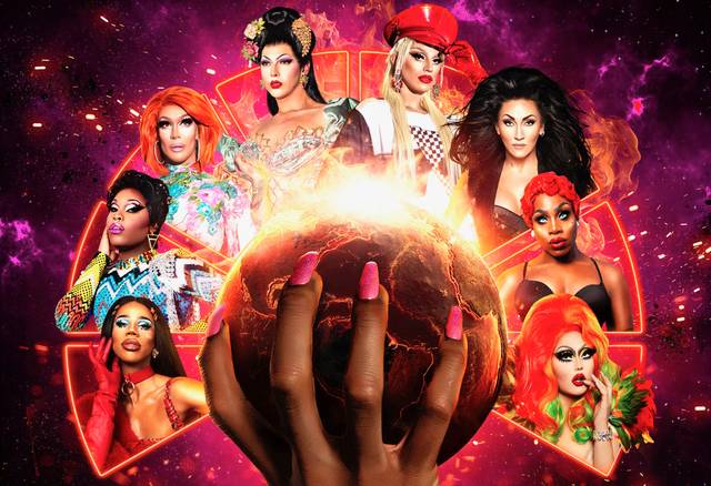 RuPaul's Drag Race Werq the World