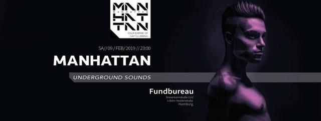 MANHATTAN - Underground Sounds