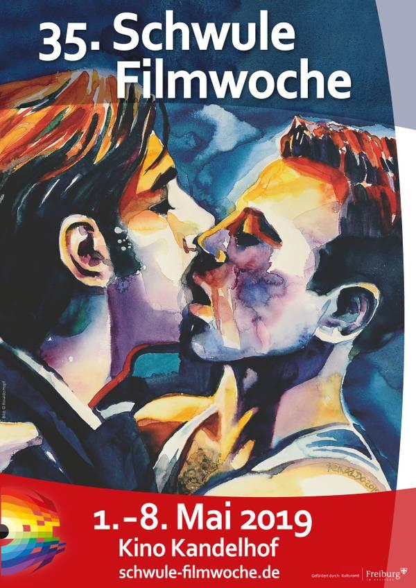 Rinaldo Hopf Schwule Filmwoche Freiburg