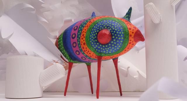 Wunder der Evolution - Gustavo Ramirez Cruz - Studio Galerie Berlin