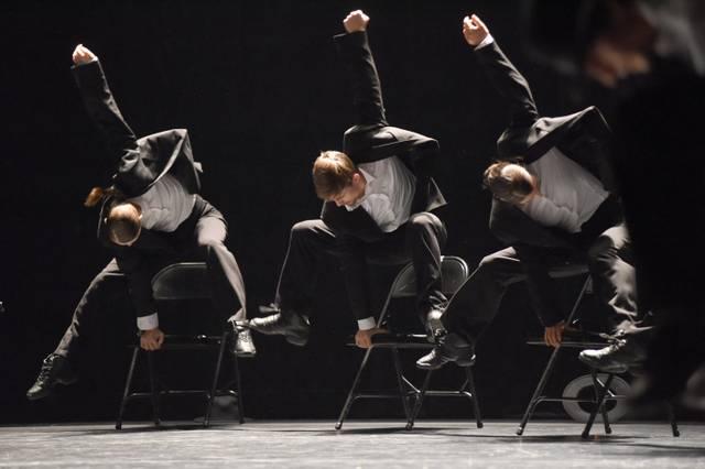 Dance Company Theaterhaus Stuttgart