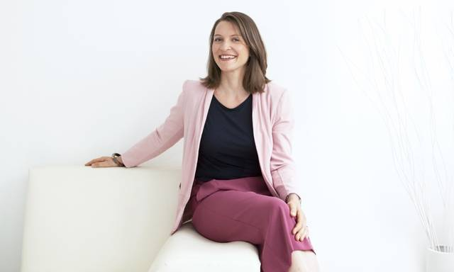 Dr Katja Heubach, Palmengarten