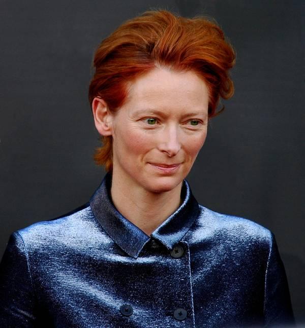 Tilda Swinton 2007