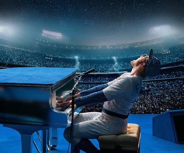 ROCKETMAN Elton John