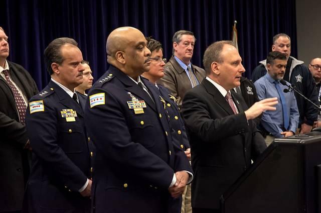 Chicago Police Smollet