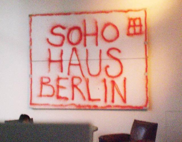 Damien Hirst SOHO House