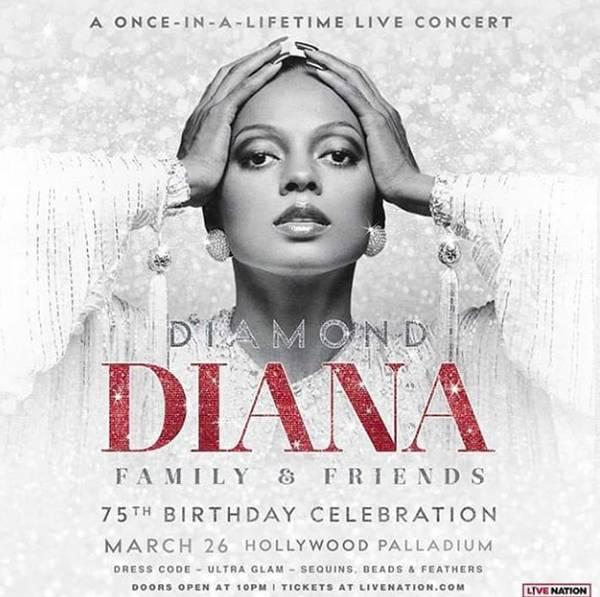 Diana Ross Geburtstag 2019