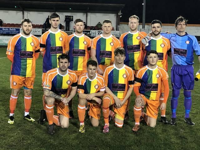 Conwy Borough FC Pride