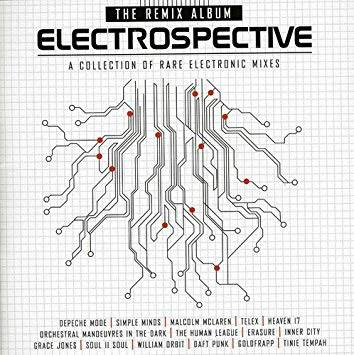 cd Electrospective – The Remix-Album