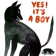Yes! It's a boy!