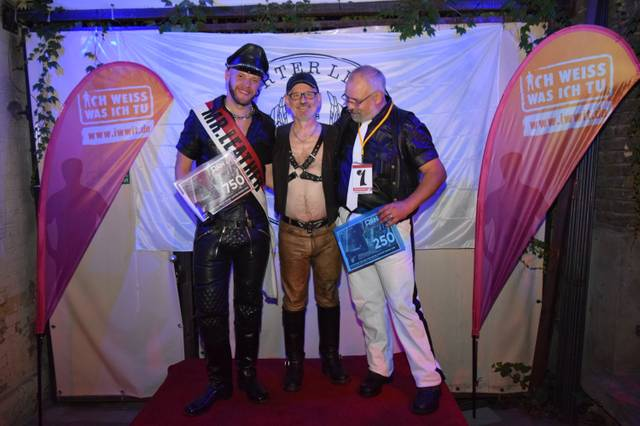 Mr Leather Hessen 2018