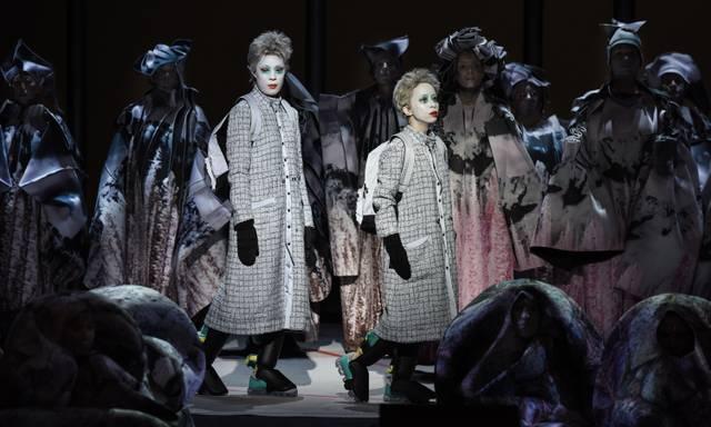 """Ausschnitt aus der Oper """"Vespertine"""""""