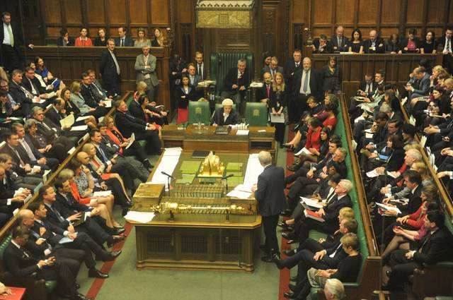 House of Commons UK