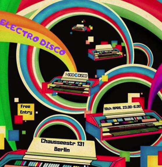 DJ 1-800-Disco