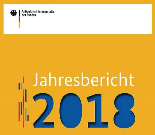 Erster Jahresbericht der Antidiskriminierungsstelle