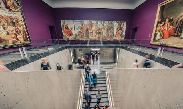 NachtDerMuseen - StaedelMuseum