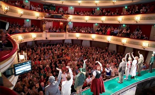 Gärtnerplatztheater_Weisses Rössl
