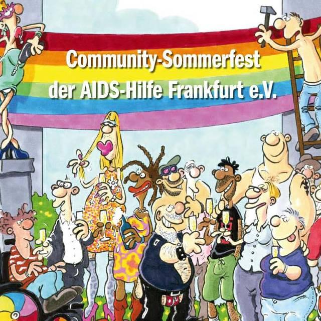 Communitysommer-Sommerfest