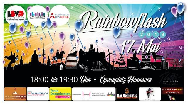 Rainbowflash Hannover