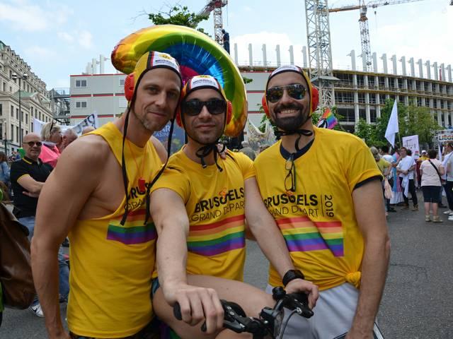 Belgian Pride 2019