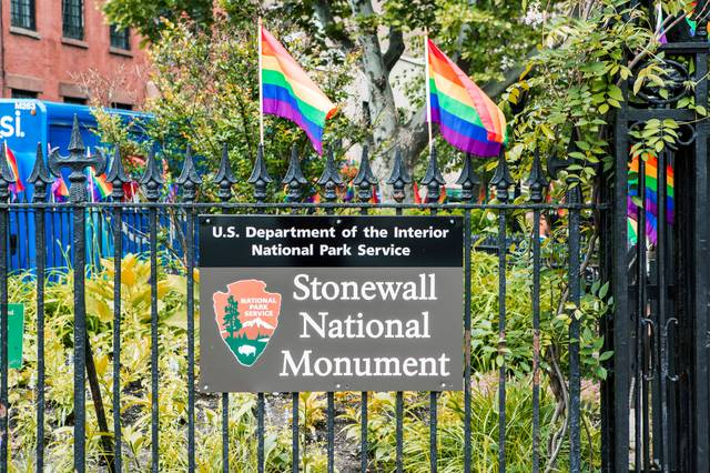 Stonewall WorldPride NYC
