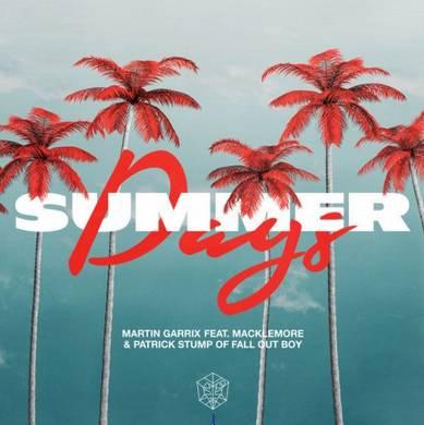 Martin Garrix feat. Macklemore & Patrick Stump