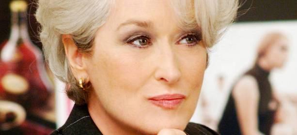 """""""Der Teufel trägt Prada"""" mit Meryl Streep"""
