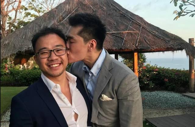Li Huanwu Hochzeit