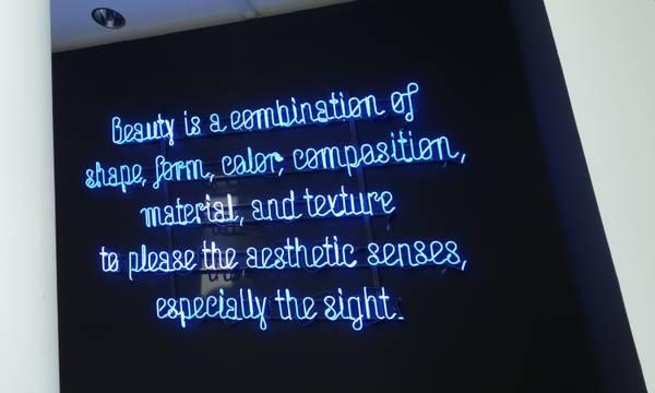Beauty Ausstellung
