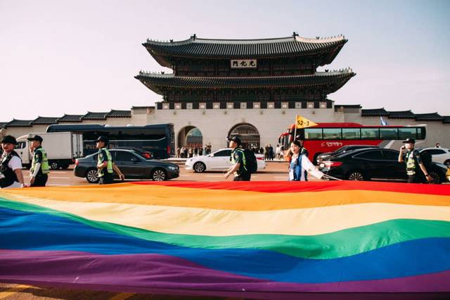 Seoul Queer Parade 2019