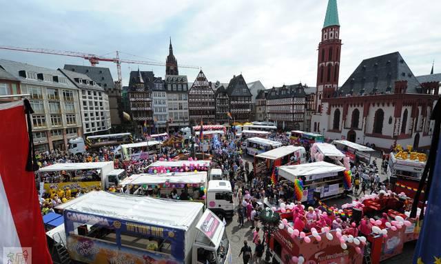 CSD Frankfurt Demo