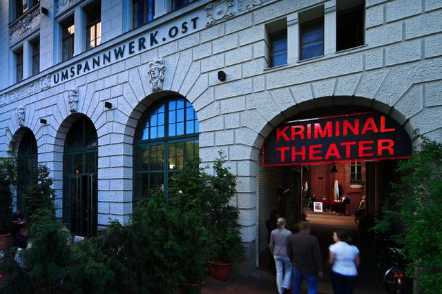 Berliner Kriminal Theater