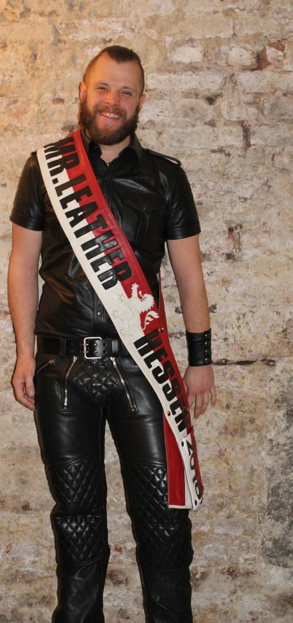 Mr Leather Hessen Patrick